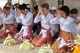 Balinese culture is rich and diverse